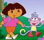 Go Dora Go 퍼즐