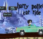 Harry Potter Car Ride