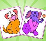 Pet da colorare per bambini