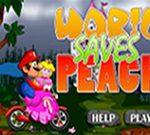 Mario Menyimpan Persik