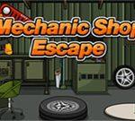 Mechanic Shop Escape