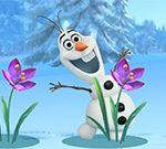 Olaf Frozen Hide & Seek
