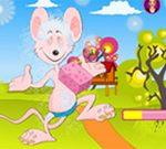 Peppy's  Pet Caring – Cute Rat