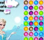 Princess Elsa Candy Match
