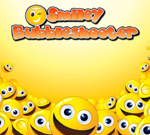 Shooter Smiley Bubble