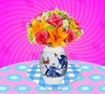 Valentine Flower Decoration