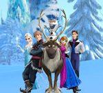 Where are the Frozen friends?