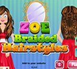 Zoe Braided Hairstyles