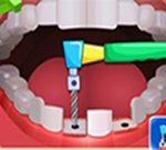 Zoe Family At Dentist