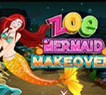 Zoe Mermaid Makeover