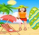 Zoe's Beach Fun