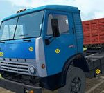 Tayar Tersembunyi Kamaz Trucks