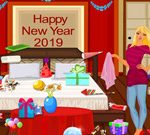 New Year Bedroom Cleaning