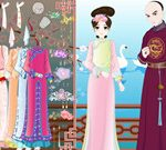 Qing Princess Dating Dress Up