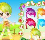 Слатка јагода девојка 2