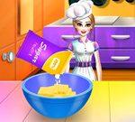 Единорог сахарное печенье