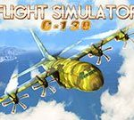 Flugsimulator C130 Training