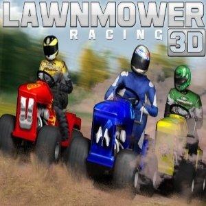 Image Lawnmower Racing 3D