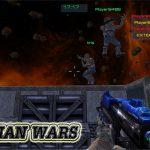 Martian Zombie Survival