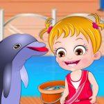 Vauvapähkinän delfiinikierros