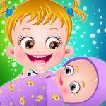 Вакцинација на новороденче Хејзел