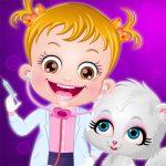 Baby Hazel Pet Doctor