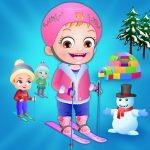 Зимно забавление за бебешки лешници