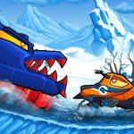 Auto sööb autot: talvine seiklus