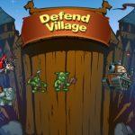 Village pupillo defendite viduam