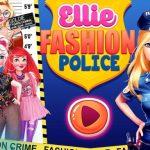 Ellie Fashion Police