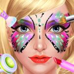 Salon malowania twarzy