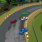 Fantastic Pixel Car Racing мультипликаторы