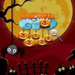 Halloween ukryte dynie