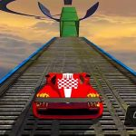 Mustahil Tracks Stunt Car Game 3D