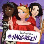 Instagirls Halloween zdobit