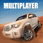 Multiplayer 4 × 4 drive offroad