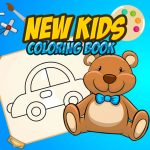 Болумушту Kids Coloring Book