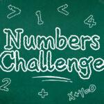Numbers Challenge
