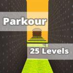 Parkour 25 մակարդակները