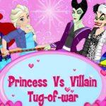 Turanci na Warg na Princess vs Villains