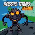 Robots Титанс Jigsaw