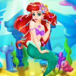Podvodná odysea Malej morskej panny