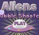 Aliens Bubble Shooter
