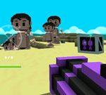 Лоши момчета, тежко оръжие и приятели на остров Minecraft