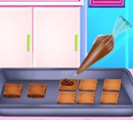 Fabricant de biscuits au chocolat