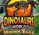Telur Tersembunyi Dunia Dinosaur Bahagian Iv