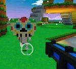 Grass Minecraft Online Battlefield