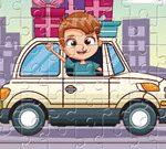 Երեխաներ վարելու ոլորահատ սղոց