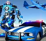 Muscle Car Robot