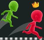 Juoksu Race 3d